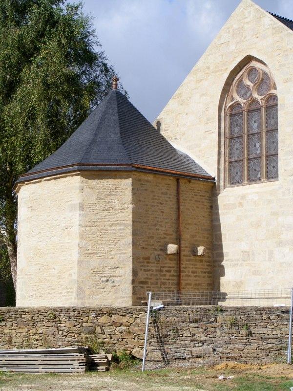 Eglise de Plouguenast