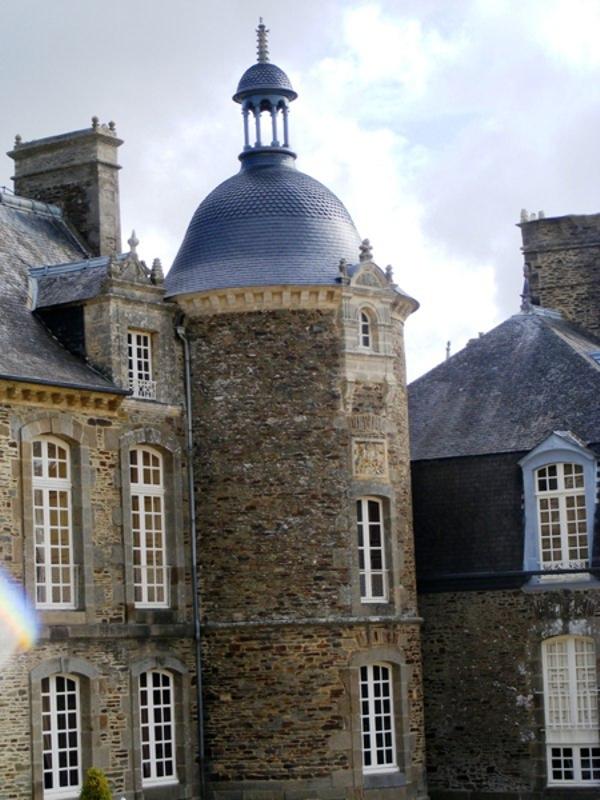 Château de la Boubansais  – Pleugueuneuc