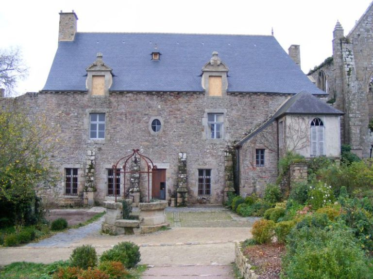 Paimpol – Abbaye de Beauport